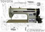 click HERE for TOYOTA AD140 & AD150 Parts