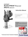 Eastman 629, Blue Streak & Brute Parts Book