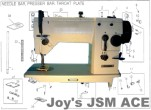 Parts For Joy's JSM & ACE 20U Are HERE