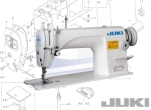 click HERE For JUKI DDL8700 Parts