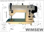 Parts For The WSM WIMSEW 20U Are HERE